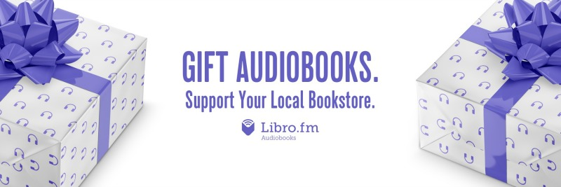 Give a gift of Audiobooks