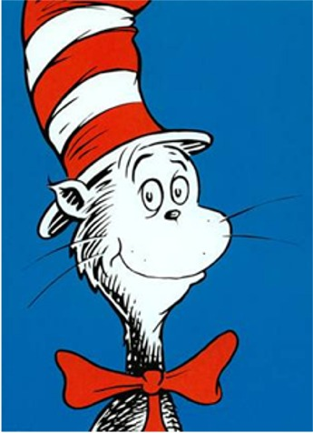 meet the cat in the hat fountain bookstore inc