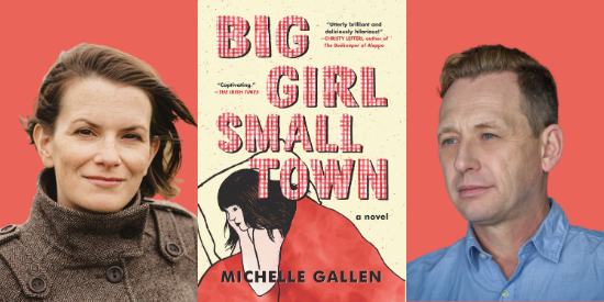 Michelle Gallen on Crowdcast Thursday, 1/14 at 2PM