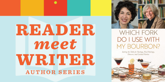 Reader Meet Writer with Peggy Noe Stevens and Susan Reigler on 7/14 at 5 PM via Zoom!