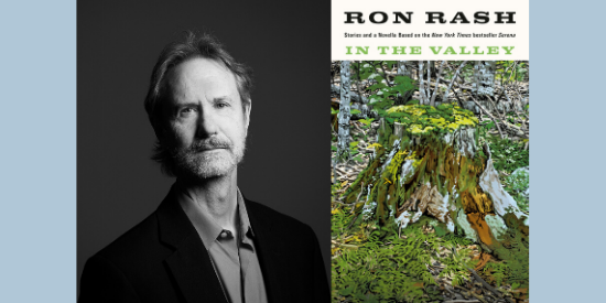 Ron Rash on Crowdcast Tuesday, 8/11 at 6PM!