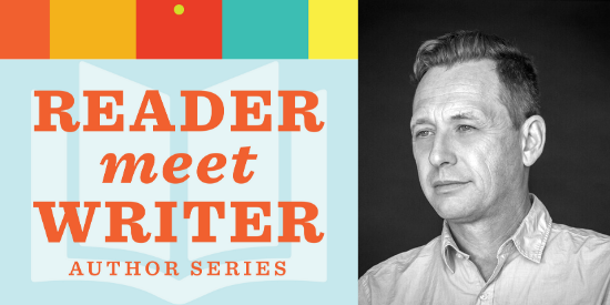 Silas House joins us for the Reader Meet Writer series on Thursday 7/9 at 5PM!